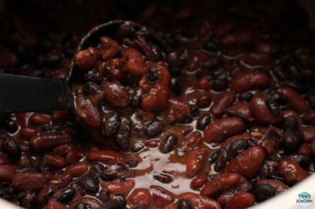 Black & Pinto Mexican Beans