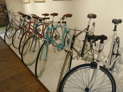 Buying bikes in London