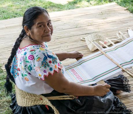 Weaving Demonstration, 2015 Smithsonian Folklife Festival © 2015 Patty Hankins