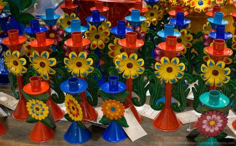 Painted Metalwork, 2015 Smithsonian Folklife Festival © 2015 Patty Hankins