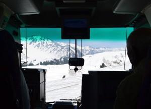 Mountain Vistas, Alpine Route by JR Pass Japan Rail