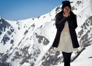 Japanese Snow, Alpine Route by JR Pass Japan Rail