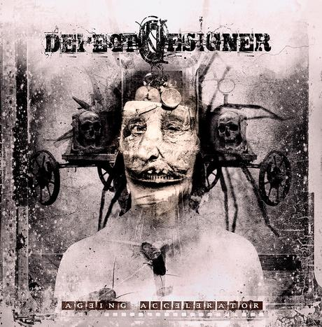 OUT NOW! Norwegian Prog Death Eaters DEFECT DESIGNER Unleash New Album 'Ageing Accelerator'
