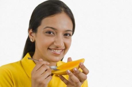 Mangoes Skin Benefits