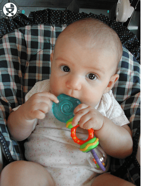 Top 10 Natural Home Remedies for Teething Babies