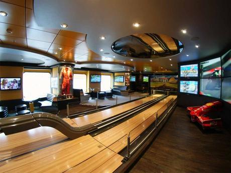MSC Splendida - Sports Bar