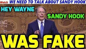 Sandy Hook: Trick or Treason?