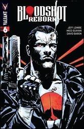 Bloodshot Reborn #6 Cover D - Brown