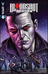 Bloodshot Reborn #6 Cover C - Fabry