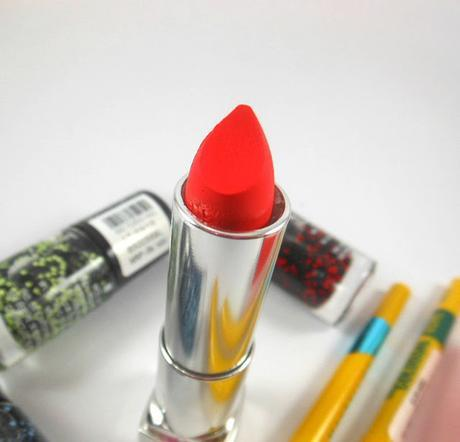 Maybelline Rebel Bouquet Collection : Review, Swatches, Photos
