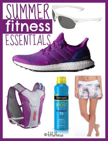 Summer Fitness Essentials via @FitfulFocus