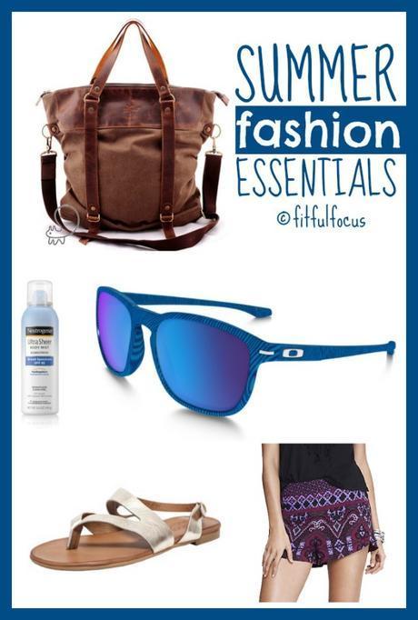 Summer Fashion Essentials via @FitfulFocus