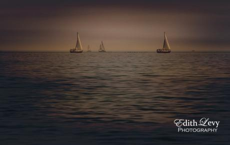 Lake Ontario, Toronto, Beaches, sail, sailboats, water