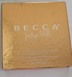 My Thoughts on BECCA x Jaclyn Hill's Champagne Pop