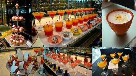 Sunday Brunch at Level 2, Radisson Blu Paschim Vihar – A Well Laid Out Spread with Fabulous Dessert Section
