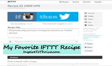 IFTTT AutomatedLife