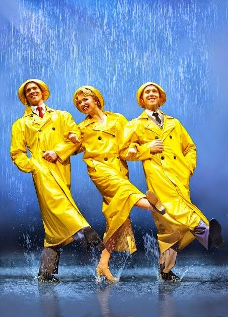 essay on singin in the rain Free essay: released in 1951, singin in the rain was one of the last films to be produced during the profitable golden age of the studio system it evokes.