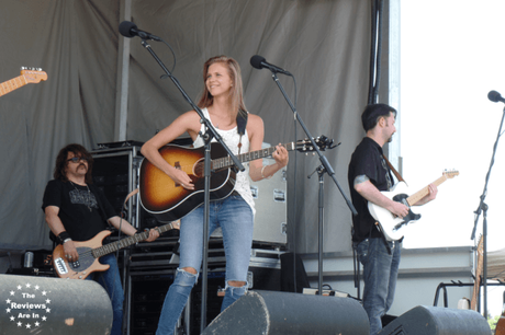 Steak Stock 2015 Kaitlin Kozell band