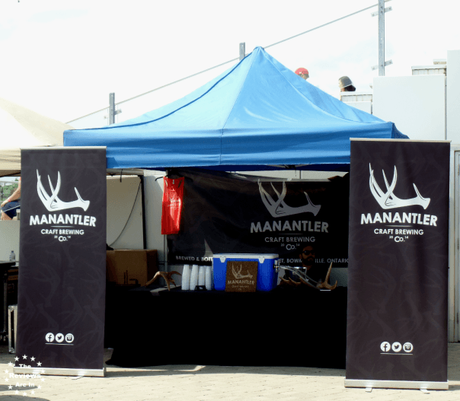 Steak Stock 2015 Manantler Brewery Tent
