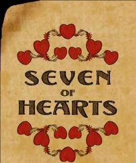 Red Thread™| Seven of Hearts / Luminous Hills
