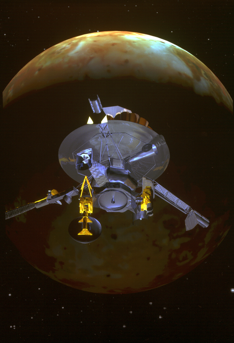 Galileo Atmospheric Probe