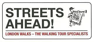 #London Walks Guide Graham: Streets Ahead