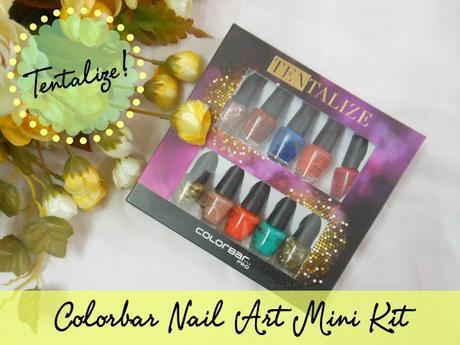 Colorbar Pro Mini Nail Lacquer : Kiss Me Darling