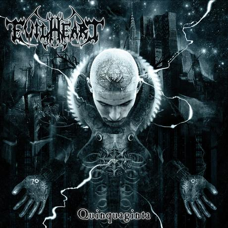 TEST YOUR METAL RECORDS Sign Mexico's EVILHEART (Blackened Death Metal) For Re-Release of 'Quinquaginta'
