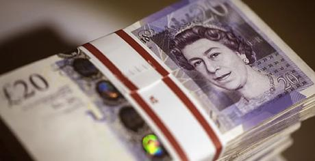 Pound Sterling Banknotes To Feature All UK Nations