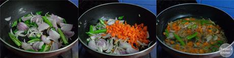 How to make kuthiraivali upma