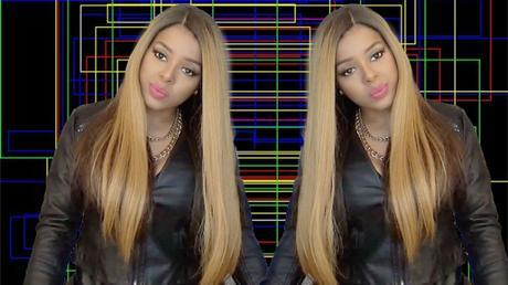 Janet Deep Part Lace Wig, Deep Part Synthetic Lace Wig, Bisa Lace Front Wig, Deep Lace Wigs, african american wigs, lace front wig reviews, Wig Reviews, YouTube Wig Reviews