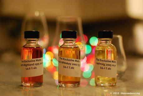 Whisky Review – The Exclusive Malts Batch #8, Part 1