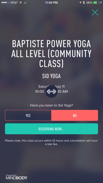 ClassPass is the new way to workout