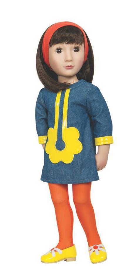 Sam, 1960's Girl