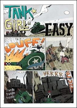 21st Century Tank Girl Collection Preview 2