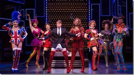 Review: Kinky Boots (Broadway in Chicago, 2015)