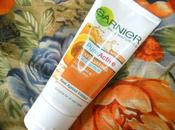 Garnier Pure Active Apricot Exfoliating Face Scrub Review