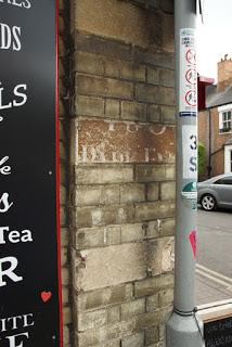Ghost signs (117): Observatory Street, Oxford