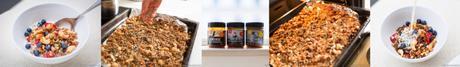 Fitness On Toast Faya Blog Girl Healthy Recipe Granola Quinoa Steens Manuka Honey UMF COMPILATION