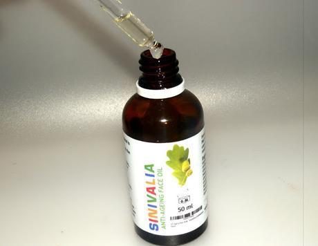 Sinivalia AntiAging Face Oil Review