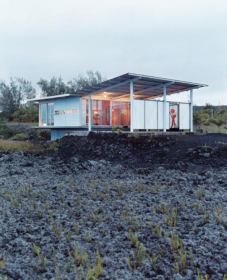 Modern Living at the Foot of Volcanoes