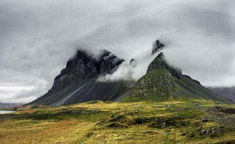 Eystrahorn-Mountain