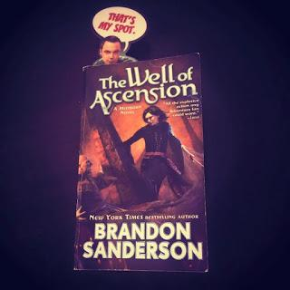 Review - The Well of Ascension (Mistborn #2) by Brandon Sanderson