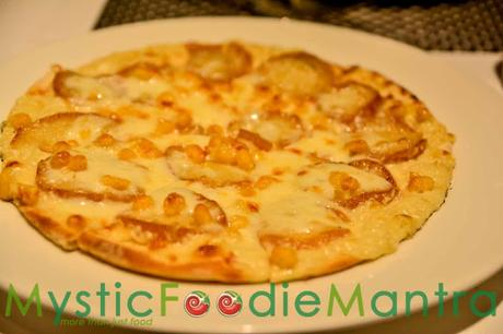 Dig Into Heavenly Desert Pizzas at Courtyard by Marriott, Gurgaon