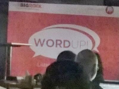 Indimeet Experience: #WordUp 2015 Bangalore!