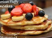 IHOP Inspired Fluffy American Pancakes
