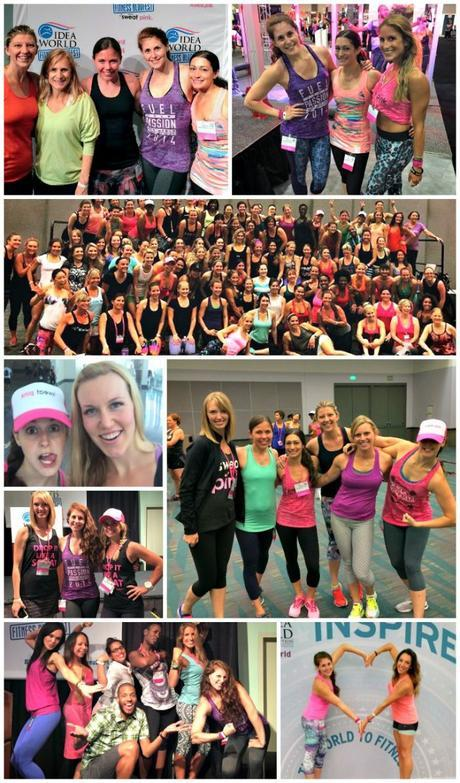 Fit Bloggers, BlogFest, SweatPink, FitApproach