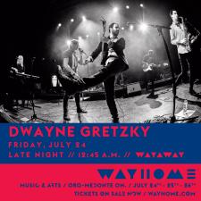 Dwayne Gretzky WayHome Late Night Party