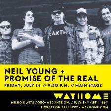 Neil Young WayHome 2015 Preview