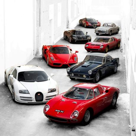 Private Car Collection Set to Sell for $100 Million